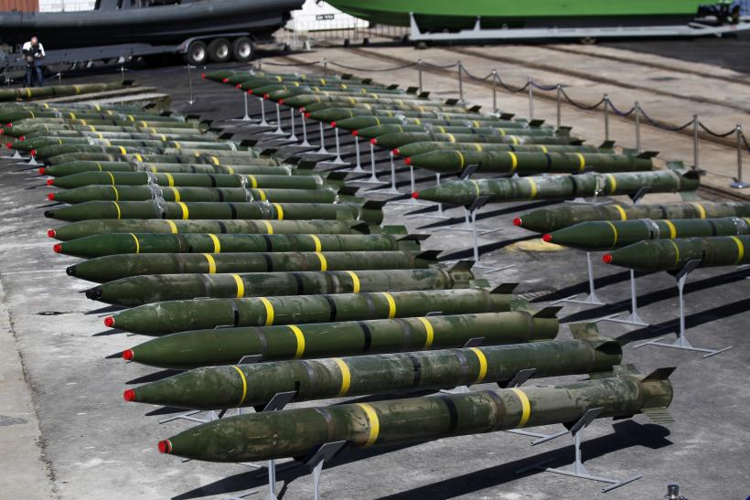 M-302 missiles confiscated