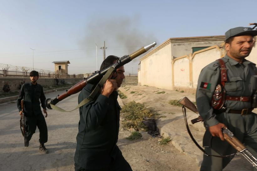 Kabul Airport Attacked by Taliban