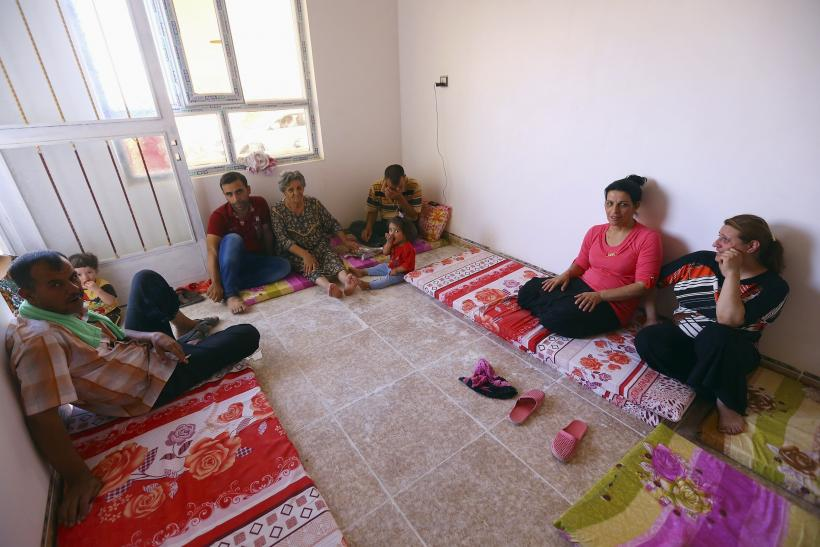 Iraqi Christians Of Mosul-July 19, 2014-04