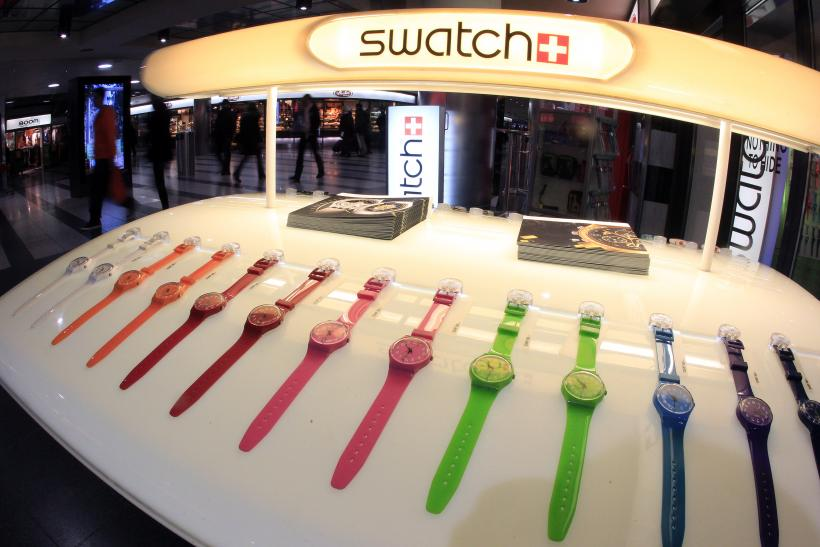 Swatch Denies iWatch Rumors