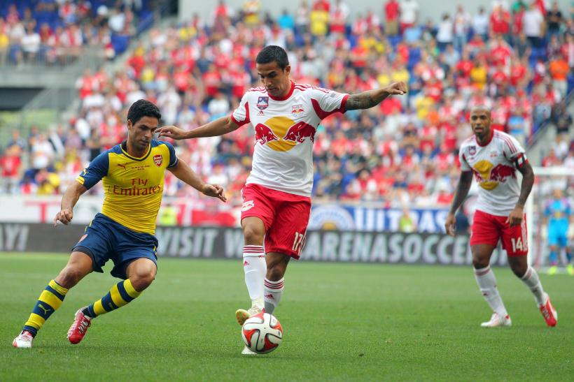Arsenal, New York Red Bulls
