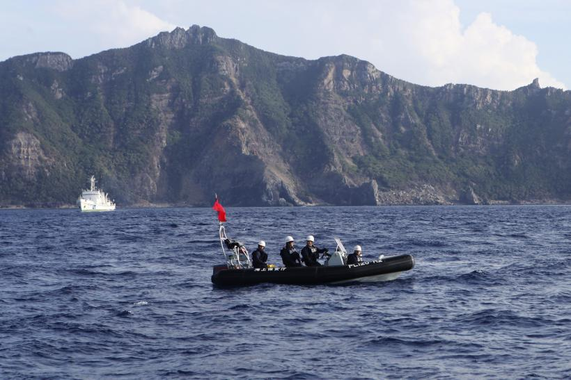 Senkaku and Diaoyu Islands, East China Sea