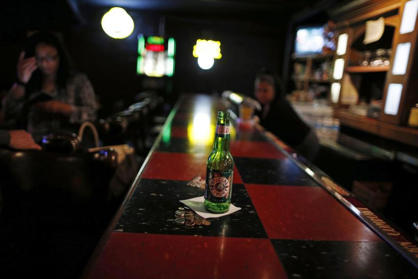 More Americans are drinking heavily and going on boozey benders, according to the National Survey of Drug Use and Health.