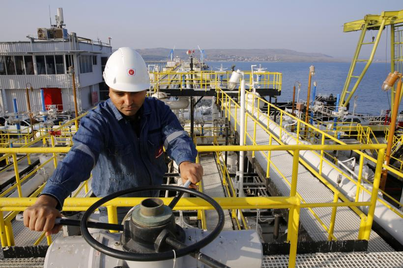 Turkey Oil Tankers Global Oil Demand