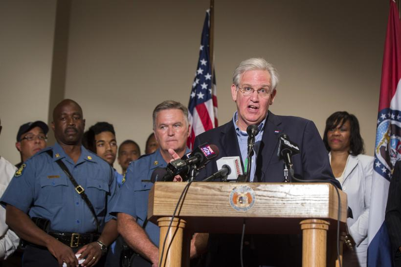 Missouri Governor_Jay Nixon