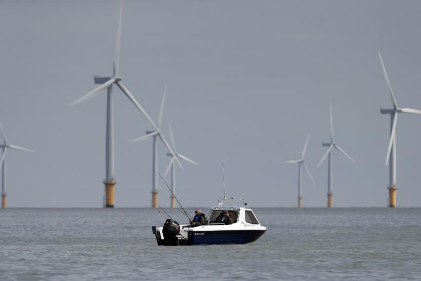 Offshore Wind Farm England