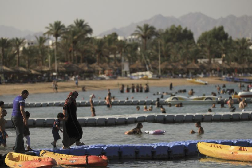 Sharm el-Sheikh, Egypt bus crash