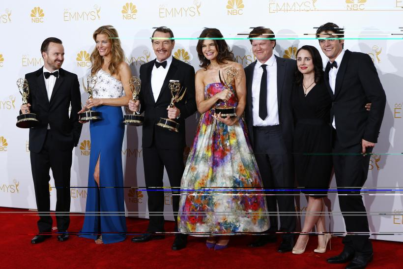 Breaking Bad Cast at 2014 Emmys