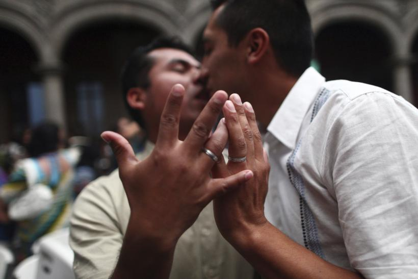 Same Sex Marriage Mexico
