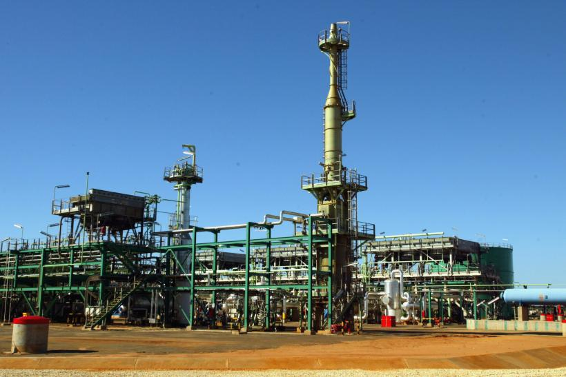 Mozambique Gas Development