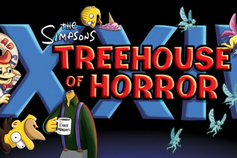 simpson horror show xxiv