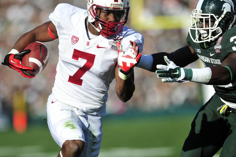 Ty Montgomery Stanford