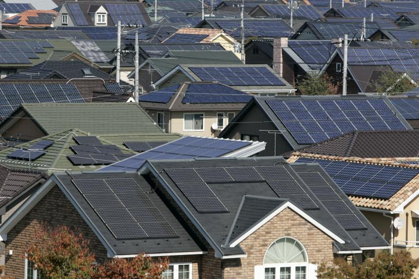 Japan Rooftop Solar Power