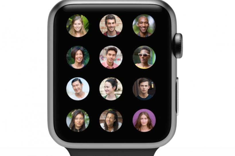 apple watch features apps 4