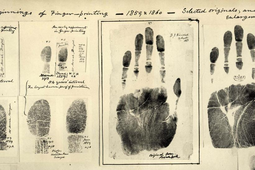 Fingerprints FBI