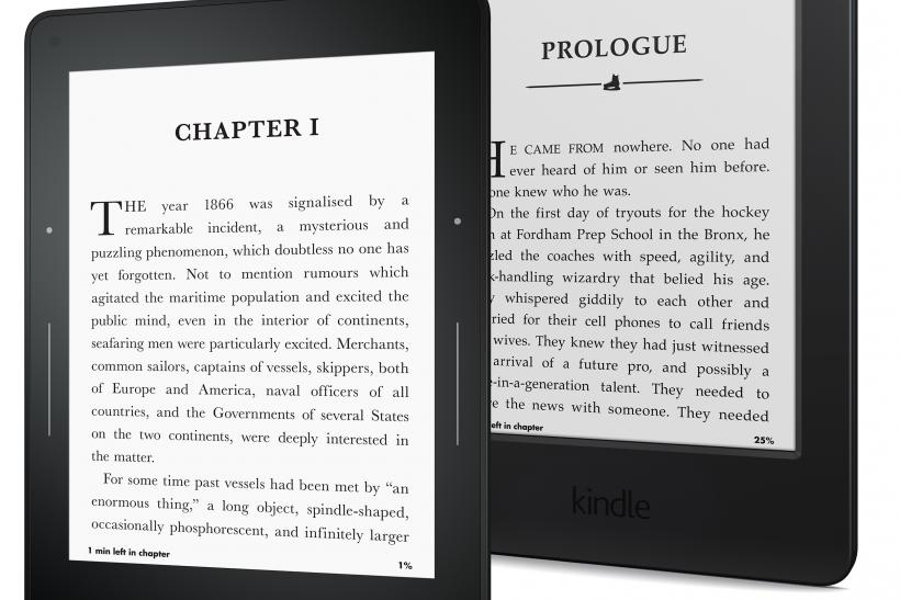 Kindle Paperwhite Voyage