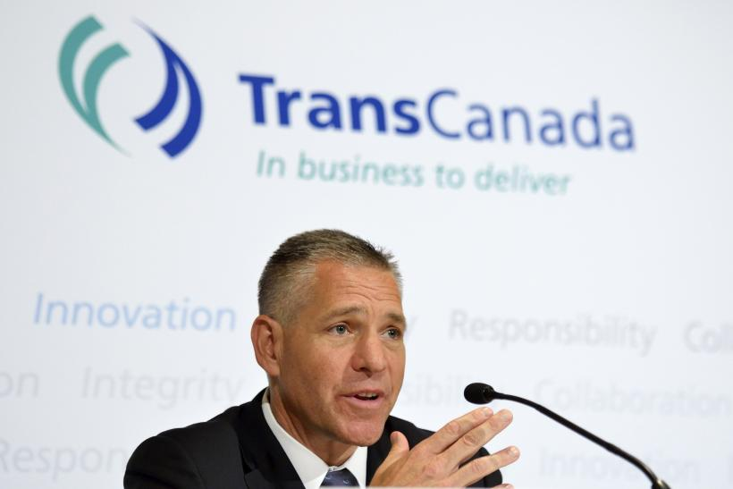 TransCanada CEO Russ Girling