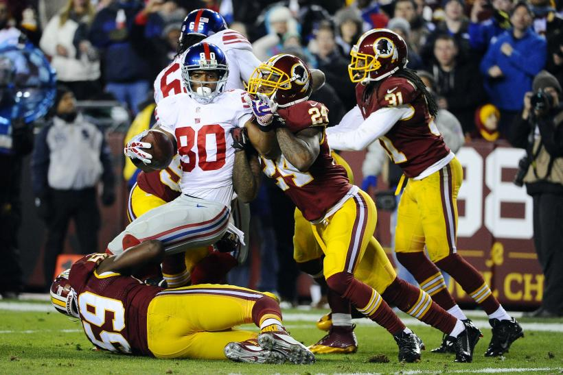 Giants Redskins