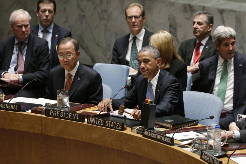 Obama at Security Council