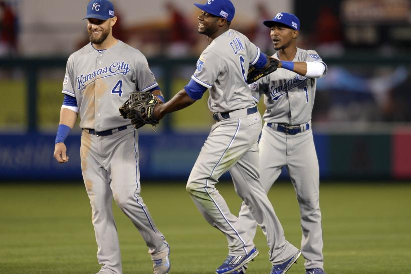 Alex Gordon KC Royals 2014