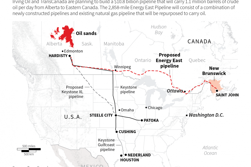 keystone xl pipeline The keystone pipeline system is an oil pipeline system in canada and the united states  the proposed keystone xl pipeline starts from the same area in alberta.
