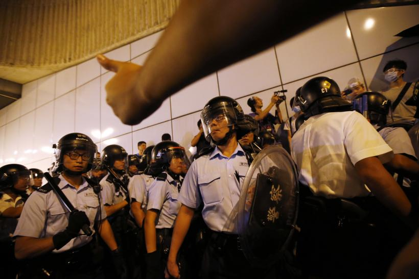 Hong Kong's Occupy Central movement