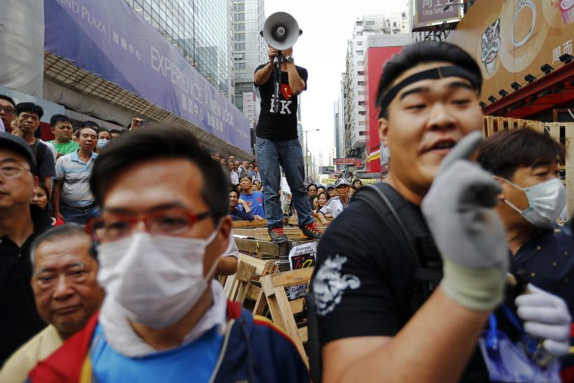 Hong Kong cancels vote
