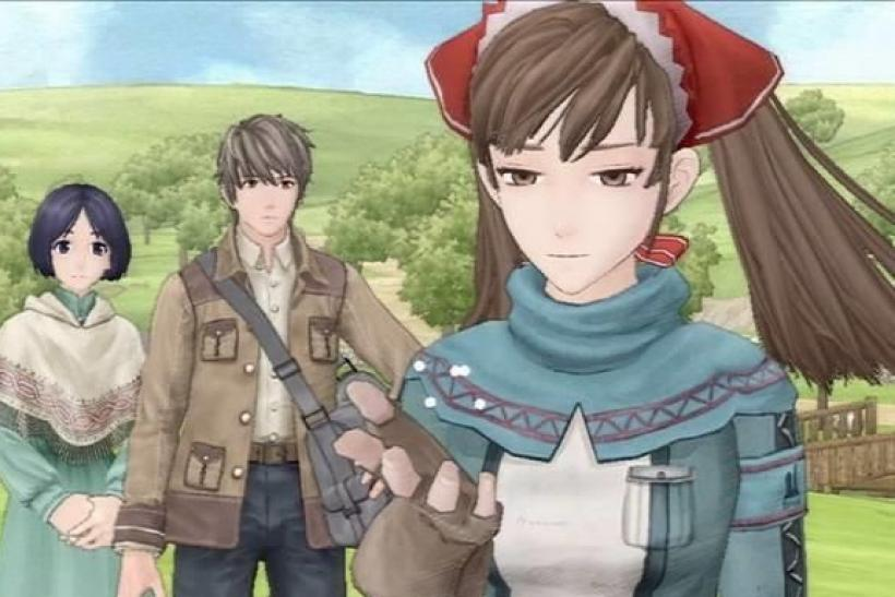 Rage Quitter - Valkyria Chronicles - team