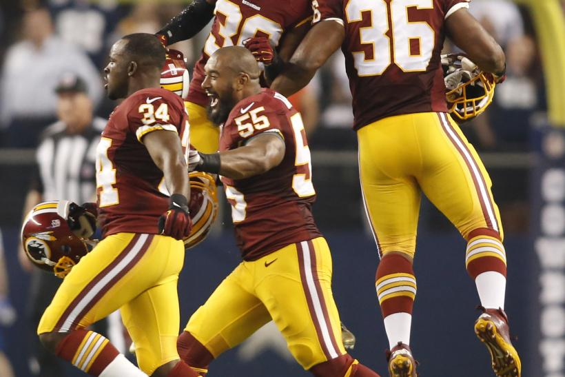 Washington Redskins DST 2014