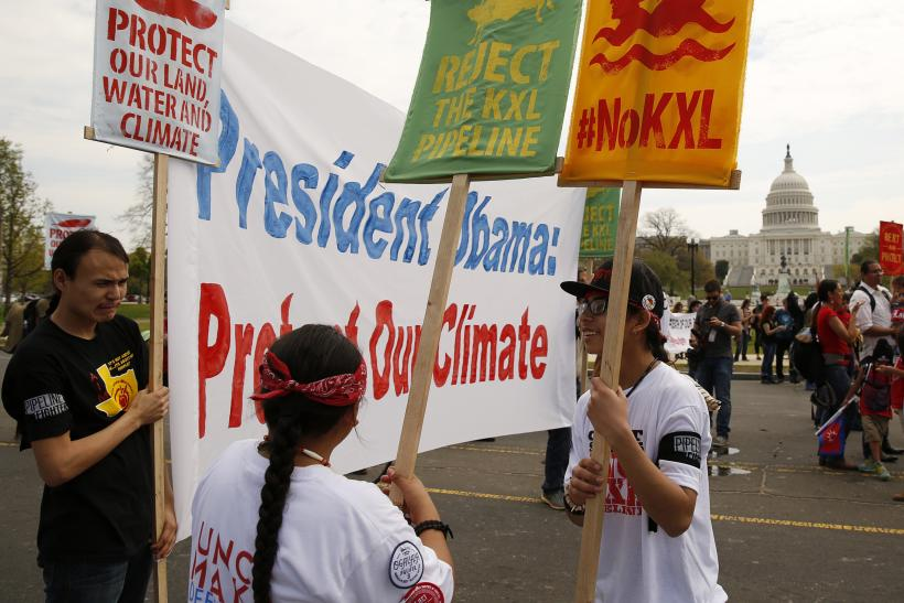 Cowboy & Indian Alliance KXL
