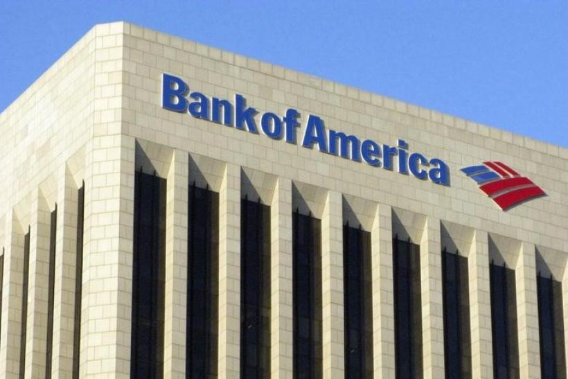 Bank of america forex