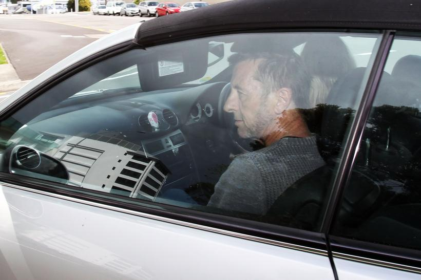 Phil Rudd charge dropped