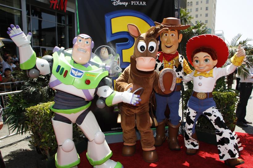 Toy Story 4 Plot Rumors Will June 2017 Movie Be About Andys Mom