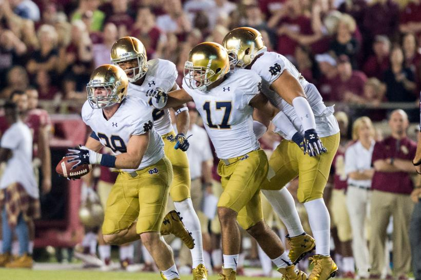 Notre Dame Football 2014