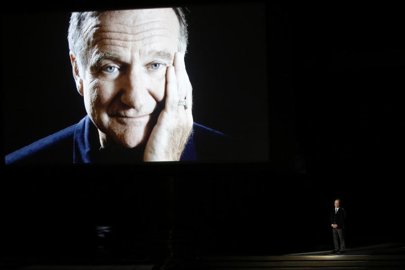 Robin Williams tribute at emmy awards