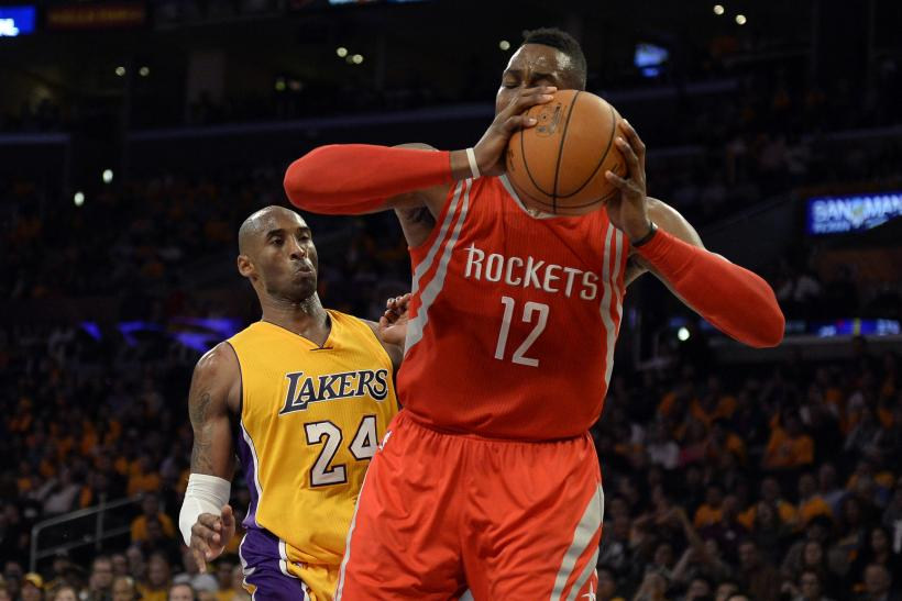 Kobe Bryant Dwight Howard