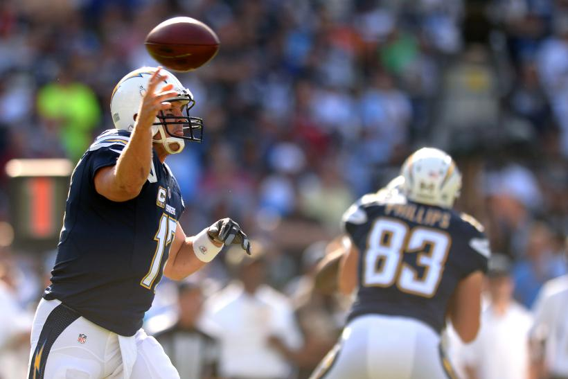Philip Rivers San Diego Chargers 2014