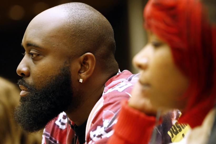 brown's parents lesley mcspadden and michael brown sr