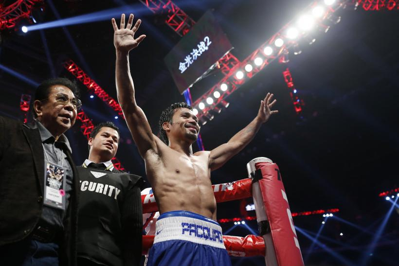 Manny Pacquiao Next Fight: If Not Floyd Mayweather, Then Who? Amir ...
