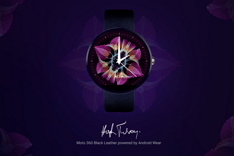android lollipop update wear watch faces 3