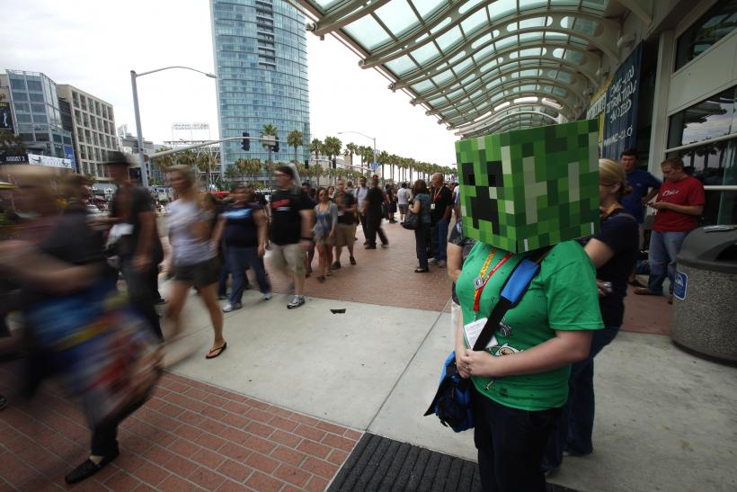 Minecraft character Creeper
