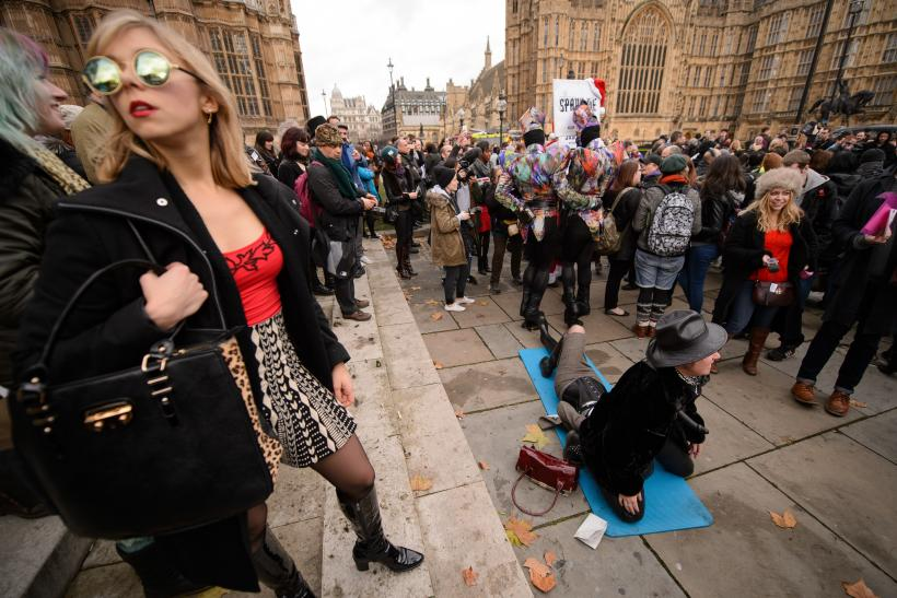 UK porn 'face-sitting' ban protests