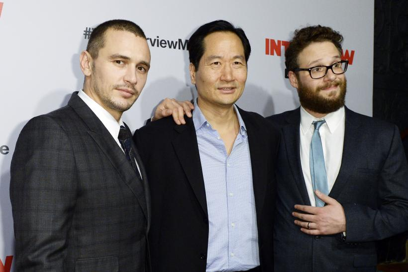 """The Interview"" Premiere"