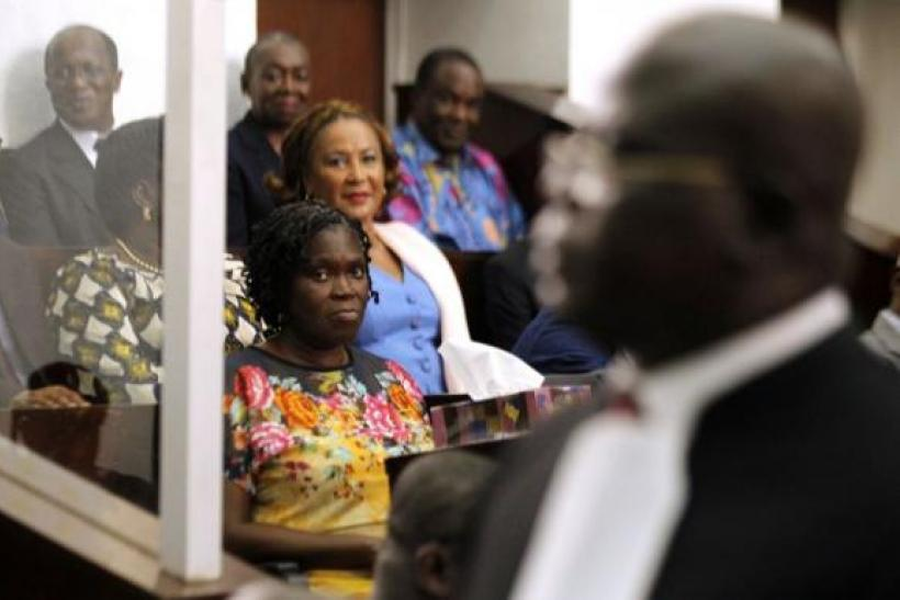 Ivory Coast Former First Lady Simone Gbagbo