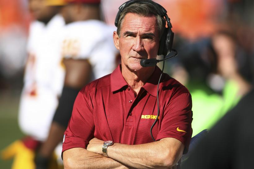 Mike Shanahan Redskins 2015