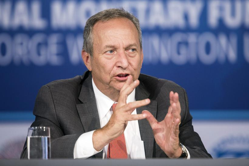 Larry Summers Carbon Tax
