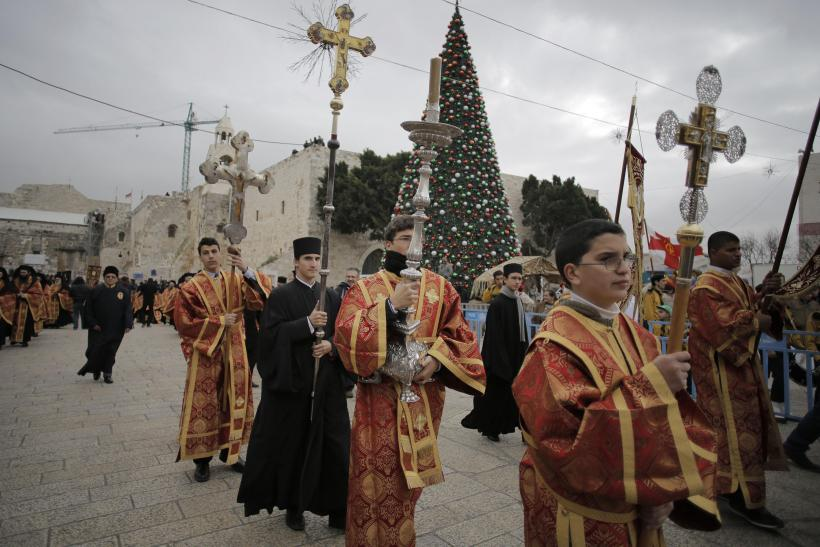 Orthodox Christmas 2015: Russian, Greek And Other Eastern Churches ...