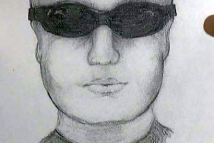 FBI sketch of person of interest in NAACP bombing