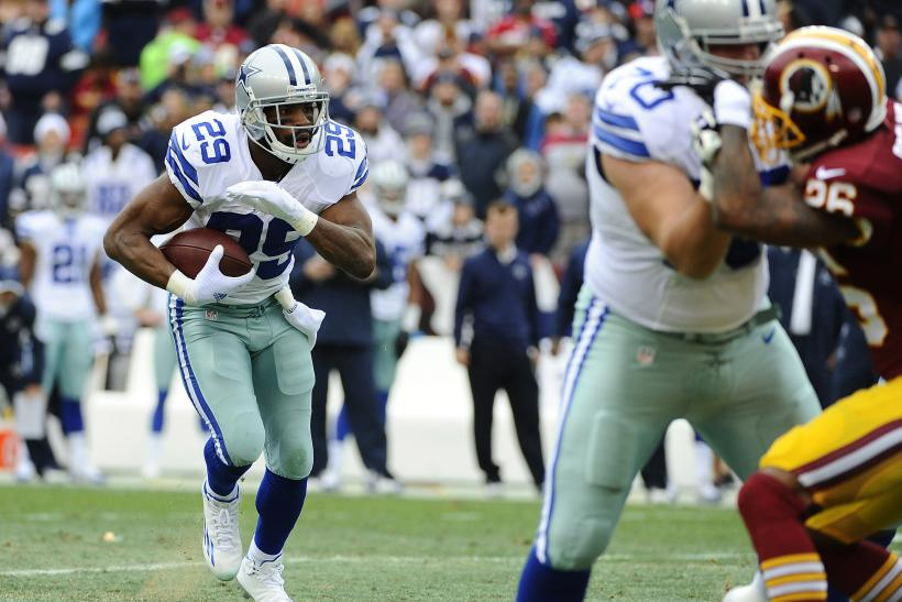 DeMarco Murray Cowboys 2014