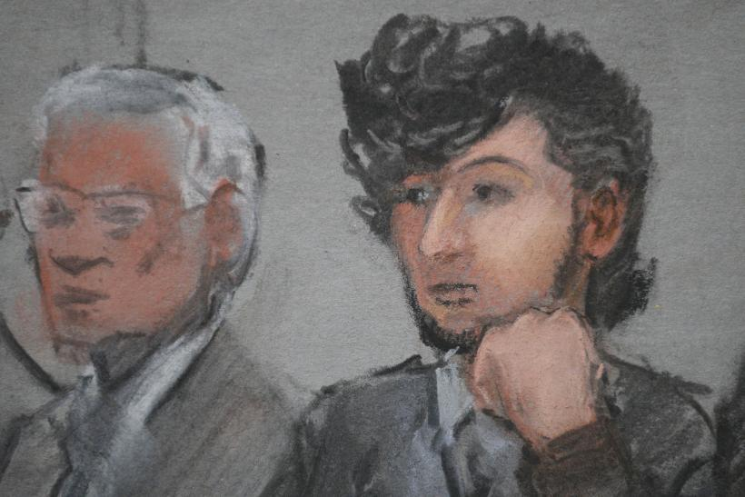 Dzhokhar Tsarnaev Lawyers Ask For Delay After Charlie Hebdo